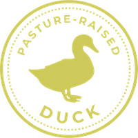 Pasture-Raised Duck