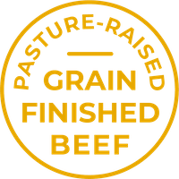 Grain Finished Beef